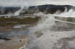 Geothermal Activity in Hveravellir (tassiedevil96) Tags: iceland highlands hveravellir geothermal