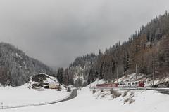 ABe 8/12 3512 RhB Bergün (Hans Wiskerke) Tags: bergünbravuogn graubünden zwitserland ch allegra rhb