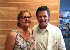 Helen & Dr Nyberg - Medical Oncology (Key West Wedding Photography) Tags: cancer cancerdoctors doctor covington helen keywest florida cayobo