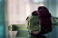 All charged and ready to run. #macromondays (adrianapena) Tags: garmin macromonday plugsandjacks