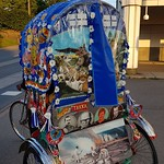 Finnish presidents and art bike taxi thumbnail