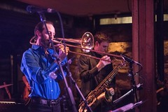 20180107_0008_1 (Bruce McPherson) Tags: brucemcphersonphotography theelectricmonks timsars emilychambers brendankrieg guiltco livemusic jazzmusic livejazzmusic saxophone trombone guitar electricguitar electricbass bass drums jazzdrummer lowlight lowlightphotography concert gastown vancouver bc canada