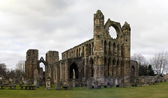 elgin cathedral (stusmith_uk) Tags: scotland moray elgin cathedral historicscotland february 2018