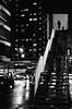 (Santiago Sito) Tags: night nocturna urbano silhouette silueta escaleras stairs buenosaires ciudad