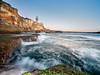 South Head (Pav Le) Tags: sydney cliff coast seascape water nsw australia flow sunrise moss panasonicg85 lumix g85 longexposure harbour tide wave sea rock ocean sky