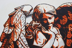 Înger (reillyandrew) Tags: bucharest romania canon canonefs1755mmf28isusm snapseed rebel t3i