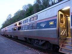 201804139 Charleston, WV railway station (taigatrommelchen) Tags: 20180417 usa wv westvirginia charleston railway railroad station train amtrak