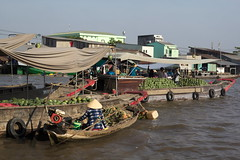 Can Tho Floating Market 3 (diego ilsole.org) Tags: vietnam cantho floatingmarket mercatogalleggiante barca boat mekong