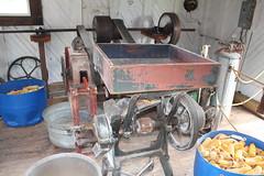 Newfane 066 (46) (swi66) Tags: dunkirk hit miss motors diesel cannons farm tractor john deere antique historical