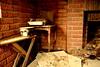 A table in the corner (bushman58929) Tags: derelect abandoned bushman58929 australia farmhouse junk