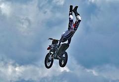 trick jump (Spudmaniac) Tags: evans georgia augusta bike jump stunt