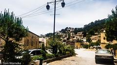 Mountain Town (Tom Warneke) Tags: oldtown byblos lebanon heritage mountains hills cars middleeast mediterranean