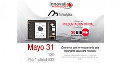 Innovalia Metrology presenta M3 Analytics en BIEMH 2018 (infoedita) Tags: metal industria