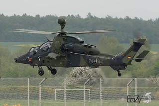 74+42 German Army (Heer) Eurocopter EC-665 Tiger UHT