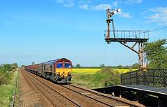 Broomfleet steel (delticfan) Tags: broomfleet 66079 steel semaphore ews dbs