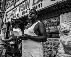 10th Street, 2017 (Alan Barr) Tags: philadelphia 10thstreet archstreet 2017 chinatown street sp streetphotography streetphoto mono monochrome blackandwhite bw blackwhite candid city people panasonic lumix gx7