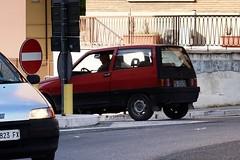 Autobianchi Y10 I 4WD (leocas82) Tags: italia perugia pg620439 4x4 awd trazioneintegrale allwheeldrive smallcar car auto automobile leocas82 carspotter