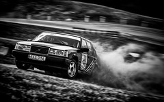 Volvo at Gurkracet 2018 (Subdive) Tags: gurkracet motorsport raceday racetrack sverige sweden vms västerås västeråsmotorstadion västeråsmototorsällskap västeråsracetrack rally rallye rallycar volvo bw blackwhite