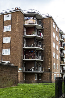 Burtt House, Hoxton