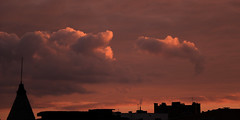 Liège 2018 (LiveFromLiege) Tags: liège sunset clouds wallonie belgium belgique luik architecture liege lüttich liegi lieja europe city visitezliège visitliege urban belgien belgie belgio リエージュ льеж