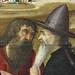 CARPACCIO Vittore,1514 - La Prédication de Saint Etienne à Jérusalem (Louvre) - Detail 026