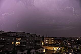 Thunderstorm over Geilenkirchen, 01