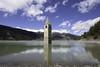 DSC_4457 (Stefano Dorigo) Tags: lago di resia curon venosta bolzano adige campanile nikon d610 landscape panorama