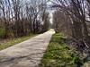 Lake Creek Bridge (neukomment) Tags: railstotrail usa michigan hiking trails paths