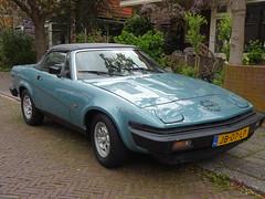 1982 Triumph TR7 Convertible (Skitmeister) Tags: jb07lp carsport 2018 nederland skitmeister holland netherlands
