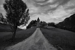 church St. Cassian, Sils i.D.
