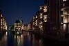 Hamburg im Mai (Stefan Zwi.) Tags: flickrtreffen mai2018 wasserschloss hamburg speicherstadt nacht night flickrfriends