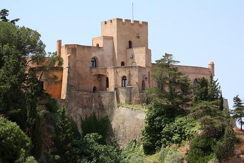 Castelo de São João do Arade in Ferragudo