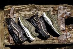 "Nike Air Max 97 AOP ""Tiger Camo"" Pack (eukicks.com) Tags: nike kicks new sneaker releases air max 97 sportswear"