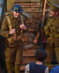 PALS at Minack Theatre (Aaron J Trevena Photography) Tags: cornwall minack theatre pals regiment ww1