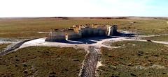 (LauraGilchrist4) Tags: geologichistory chalkrocks landscape perspective sky droneview earth oakleyks oakley kansas 2018 djimavicair djimavic drone monumentrocks