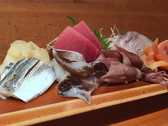 Assorted Sashimi from Daiwa Sushi @ Shimbashi (Fuyuhiko) Tags: assorted sashimi from daiwa sushi shimbashi 新橋 大和鮨 大和寿司 寿司 鮨 刺身 盛り合わせ 東京 tokyo