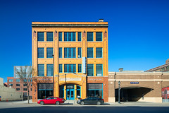 Renovation, Maytag Building | Minneapolis, MN | AWH Architects (Pete Sieger) Tags: awharchitects alexhaecker maytagbuilding minneapolis minnesota northloop usa exterior office peterjsieger renovation sieger workplace
