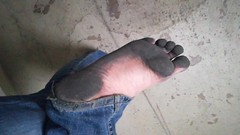 dirty city feet 539 (dirtyfeet6811) Tags: feet sole barefoot dirtyfeet dirtysole blacksole cityfeet