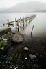 Dreich (amcgdesigns) Tags: andrewmcgavin hitechprond 10stopfilter slowshutter eos7dmk2 landscape scotland scottishweather scottishlandscape pier decay decayed loch water