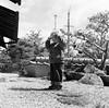 Home Nara in Japan (mikihirota3d) Tags: 35 mediumformat japan nara son baby kodak tmax 120mm film analog bw rolleiflex tessar