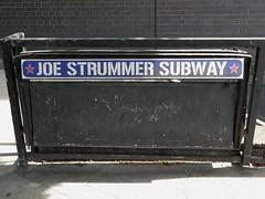 Joe Strummer Subway (stillunusual) Tags: london ldn city england uk joestrummersubway joestrummer punk punkrock history historicalplaces subway urban urbanscenery urbanlandscape travel travelphotography travelphoto travelphotograph 2018