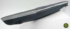 UBoat-024 (Rod The Fixer) Tags: uboot type vii c41 atlantic version modellismo scalemodel sottomarino submarine