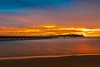 Barwon Heads Sunrise (Goldmanoz) Tags: barwonheads bellarinepeninsula bridge sunrise dawn ocean sea beach water sky clouds rivermouth