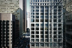 More Than What It Seems (michael.veltman) Tags: inland steel building chicago illinois looking north