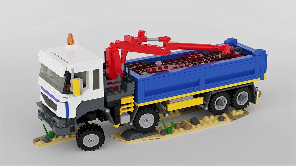 the world s best photos of lego and truck flickr hive mind LEGO Instruction Booklets LEGO Instruction Booklets