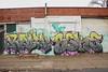 Rain, Bale (NJphotograffer) Tags: graffiti graff new jersey nj trackside rail railroad rooftop rain sfb vs crew bske bale oa