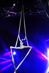 D18146.  Circus Zyair. (Ron Fisher) Tags: circus circuszyair bigtop