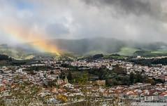 ANGRA do HEROISMO (enricrubioros1) Tags: açores terceira arcoiris landscape angra