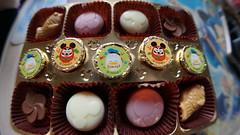☆DisneyChocolate (SnowM28) Tags: sweets chocolate disney japan newyear bodhidharma mickeymouse mickey minniemouse minnie donaldduck donald souvenir