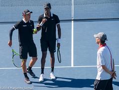 Stanford vs University of Washington 2018 (harjanto sumali) Tags: davidwilczynski ericfomba ncaa pac12 paulgoldstein stanford sport tennis